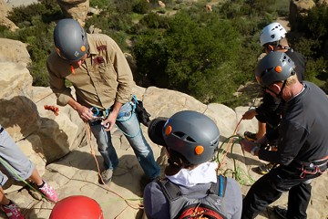 Canyon Rescue Course (ACE-L4) Los Angeles, CA