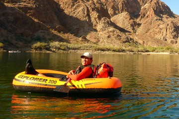 What is Packrafting?