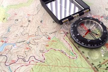 Map & Compass Navigation