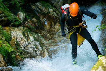 Swiftwater Canyoneering Course – Kern County, CA
