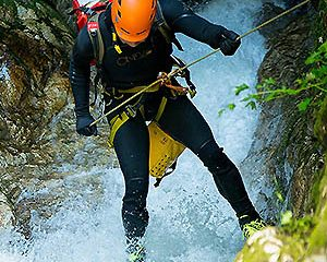 NEW: Swiftwater Canyoneering Course!