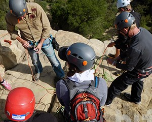 Canyon Rescue Course (L4)